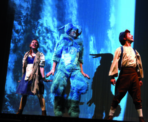 Pohoto spectacle Hansel & Gretel @ FRANCK HARSCOUET