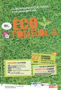 Soirée Eco-tombola vendredi 27 septembre 2019