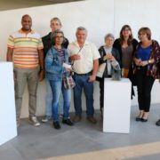 Vernissage salon Arts Villepinte. expo jusqu'au 5 octobre.