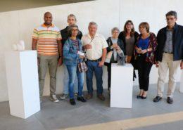 Vernissage salon Arts Villepinte. expo jusqu'au 5 octobre.