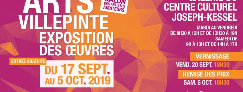 Salon Villepinte Calendrier 2020.Salon Arts Villepinte Du 17 Septembre Au 5 Octobre Ville
