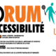 Forum de l'Acessibilité de Villepinte, mercredi 13 novembre 2019