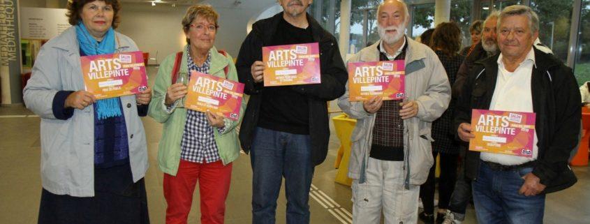 remise des prix Arts Villepinte