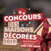 Concours de maisons décorées 2019