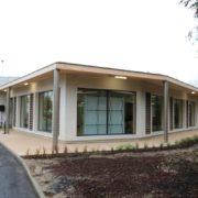 Inauguration du restaurant scolaire de l'école Charles Péguy, samedi 16 novembre, à Villepinte (93)