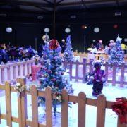Le Coeur de Noël aux Espaces V de Villepinte mercredi 11 décembre 2019
