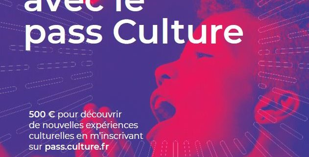 Pass Culture pour les jeunes de 18 ans