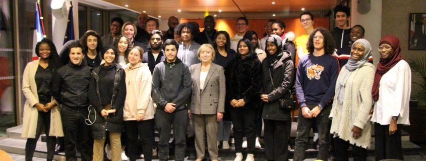 7ème promo de l'engagement citoyen de la ville de Villepinte (93)