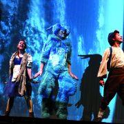 comédie musicale Hansel & Gretel aux Espaces V samedi 18 janvier à 18 heures