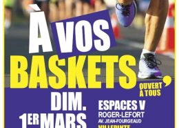 A vos baskets 2020