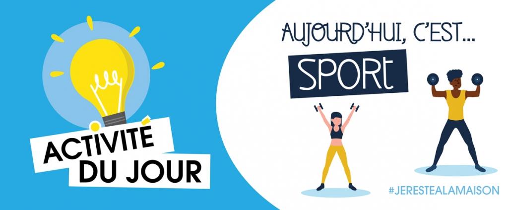 Activité du Jour : Sport