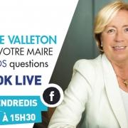 facebook live MLM - Mairie de Villepinte