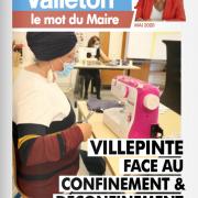 Lettre du Maire : Villepinte à l'heure du confinement et du déconfinement - Mai 2020