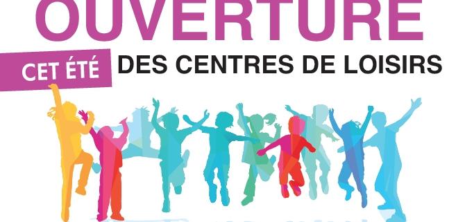 ouverture des accueils de loisirs durant l'été 2020 à Villepinte