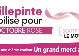 Octobre Rose à Villepinte (93)
