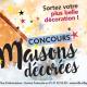 Inscriptions au concours des Masions décorées jusqu'au 8 décembre 2020 sur Villepinte (93)