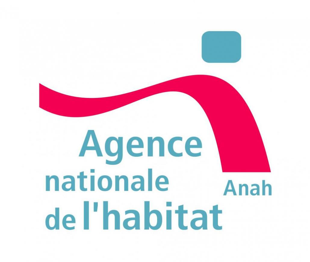 Agence nationale de l'habitat (ANAH) logo