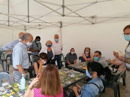 Première réunion de concertation sur la réhabilitation du marché du Clos Montceleux
