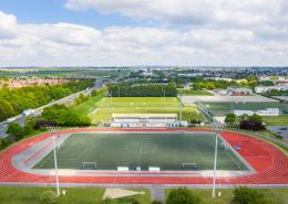 complexe sportif de Villepinte (93)