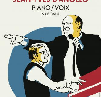 Michel Jonasz & Jean-Yves d'Angelo @ART FM