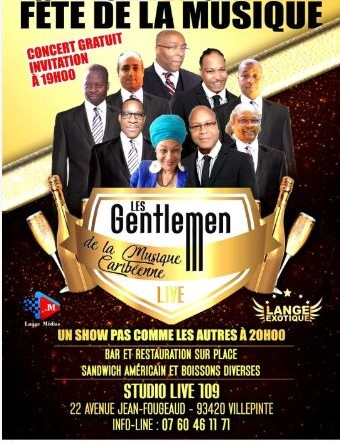 The Gentlemen (de la musique caribéenne)