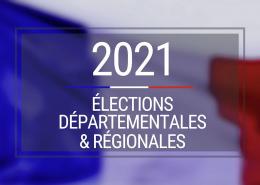 Elections regionales et departementales 2021