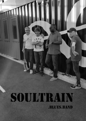 Soul Train (blues band)