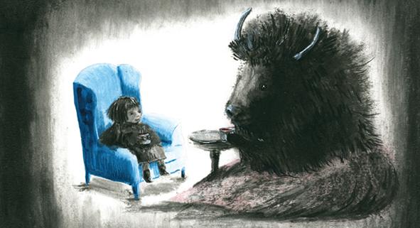 "Spectacle 4-8 ans : ""Mon Bison"""
