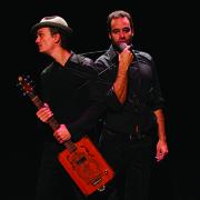 """Spectacle musical : """"Ulysse nuit gravement à la santé"""" de Marien Tillet avec Mathias Castagné"""